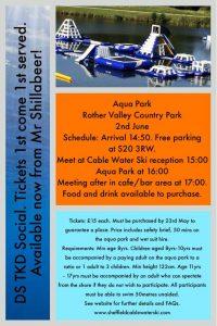 Aqua Park Poster 2018
